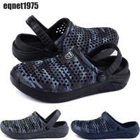 Men/'s Monteagle® Creekside Camo Med Width Shoes Lightweight Sandals Size