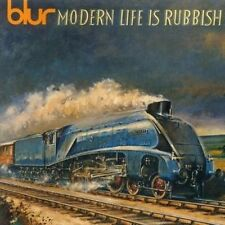 Blur Modern Life Is Rubbish 180g Vinyl LP Record Foodlpx9