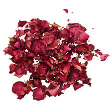 1 Bag of Dried Rose Petals Flowers Natural Wedding Table Confetti Pot CT