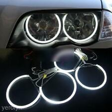 New Angel Eye Halo Light CCFL for BMW E46 Series Super White Non-Projector 12V