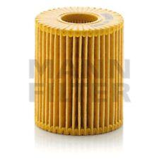 Mann Oil Filter Element Metal Free For Toyota Auris 2.0 D-4D 2.2 D