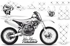 AMR Racing Yamaha Graphic Kit Bike Decal YZ 450F Decal MX Parts 10-13 RELOAD KW