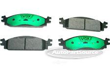 Disc Brake Pad Set-Ceramic Pads Front Tru Star CBP1376