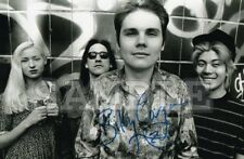 Billy Corgan signed 5x7 Autograph Photo RP - Free ShipN! The Smashing Pumpkins