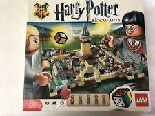 Lego 3862 HarryPotter Hogwarts Castle Game EUC 100% Complete