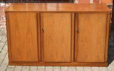 Sideboard Anrichte Kredenz 3-türig Kirsche furniert 70er Jahre