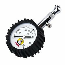 0-60PSI Car Truck Auto Motor Tyre Tire Pressure Gauge Dial Meter Tester Vehicle