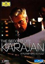 KARAJAN : THE SECOND LIFE – DVD - REGION-ALL- LIKE NEW-FREE POST IN AUSTRALIA