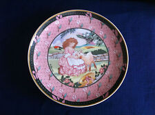 """Villeroy & Boch/Heinrich Once Upon A Rhyme """"Mary Had A Little Lamb"""" plate"""