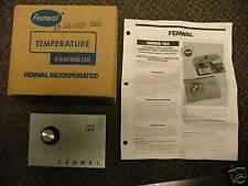 FENWAL 19-404005-200 THERMISTOR SENSING TEMP CONTROL