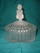 Goebel Jm Hummel Crystal Trinket Box