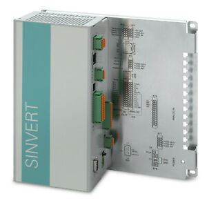 Siemens Sinvert Control Box Refusol Power Management Solar Wechselrichter PV PMU