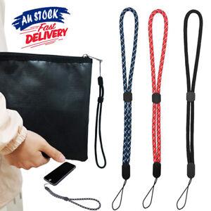 Adjustable USB Drives Camera Keys Flash Hand Lanyard Cards Phone Wrist Strap