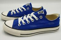 Converse All Star Ox Blue Striped Women's Size 6