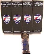 4 x EL34-Premium-S4GB SELEKTIERT für Guitar & Basses Amp