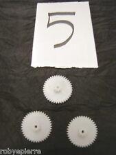 Ingranaggi ingranaggio pezzi di ricambio modellismo meccanismi in plastica Ncinq