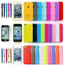 Unbranded/Generic Silicone/Gel/Rubber Fitted Cases/Skins for Apple iPhone 5c