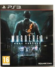 Gioco PS3 Murdered - Soul Suspect Sony Playstation 3 ed. ita Square Enix Usato