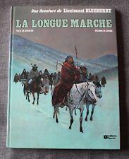 La longue marche - Lieutenant Blueberry, Bandes dessinées / BD