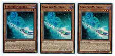 3UDS. Barra El magiers mp17-de074, SUPER RARO, menta, 1ª edición, playset