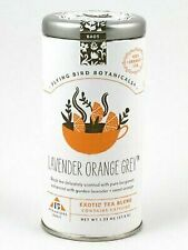Flying Bird Lavender Orange Grey Exotic Organic Fair Trade
