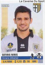 338 SOTIRIS NINIS GREECE PARMA.FC STICKER CALCIATORI 2013 PANINI