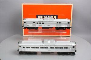 Lionel 6-18506 Canadian National Budd Cars LN/Box