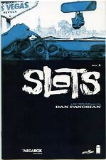 Slots #1 Megabox Exclusive Variant Cover Image Comics Skybound Dan Panosian