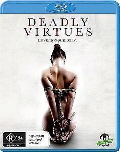 Deadly Virtues (Blu-ray, 2014) - Region B