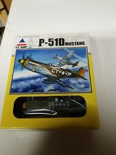 1/100 Scale ACCURATE MINIATURES EASY BUILD P-51 P-51D MUSTANG