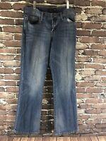 Lucky Brand Sweet N Low Women's 8/29 Jeans Medium Wash Bootcut Blue