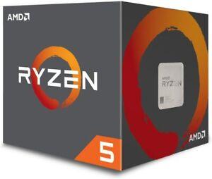 AMD Ryzen 5 1600 Prozessor - 3.2 GHz - 6 Kerne - 12 Threads