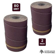 SUPMX-71632 Drum Sander Sanding Wraps//Rolls for Supermax 16-32 6 Piece Set