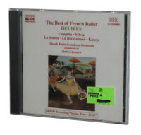 L. Delibes The Best of French Ballet Music CD