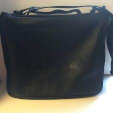 Disney Catalog - Leather Pin Trading Bag Disney Pin 19370