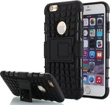 Hybrid Rugged Shockproof Armor Hard Kickstand Case For Apple iPhone 6 (4.7inch)