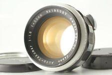 "【Super Rare ""Zebra"" Excellent+5】 Pentax Auto Takumar 55mm f/1.8 M42 Lens JAPAN"