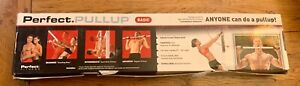 Perfect Fitness Multi-Gym Pro Doorway Pull Up Bar and Portable Gym  NIOB