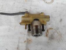 Homelite 300 John Deere Chainsaw Chain Oil Pump Assy Parts Fire Wood