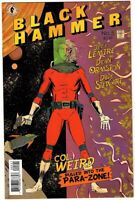 DARK HORSE Comics BLACK HAMMER #5 B Cover NM COL WEIRD Jeff Lemire OPTIONED