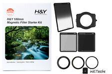 H&y 100mm Magnetic Filter Starter Kit