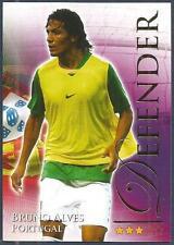 FUTERA 2010 WORLD FOOTBALL-SERIES 2- #454-PORTUGAL-BRUNO ALVES
