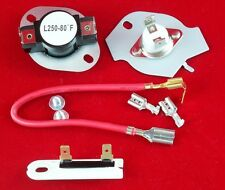 279816 & 3392519 Dryer Thermal Cut Out Kit &Fuse for Whirlpool, Sears New