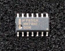 National MM74HC00M Quad 2-Input NAND Gate SOIC14