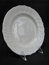 "9 KPM ROYAL Berlin ""Neuosier"" Pattern Blanc de Chine 8 1/2"" Luncheon Plates"