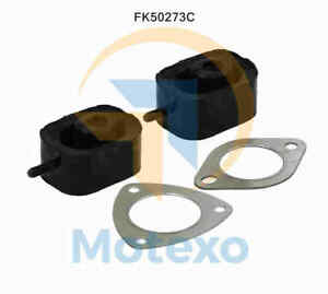 FK50273C EXHAUST LINK PIPE FITTING KIT VAUXHALL INSIGNIA A 1.8 7/2008 - 9/2013