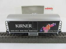 Märklin Basis 4415 Bierwagen Kirner Coolamix Sondermodell Neu mit Verpackung