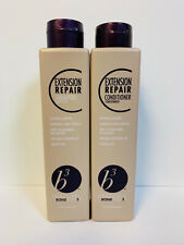 Brazilian Blowout B3 Ionic Extension Repair Shampoo & Conditioner - 12oz