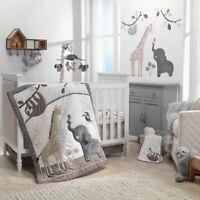 My Baby Sam 4 Piece Nursery Crib Bedding Set Pixi Baby