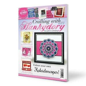Crafting with Hunkydory Magazine Issue 32 Including FREE Birthday Boy  KIT